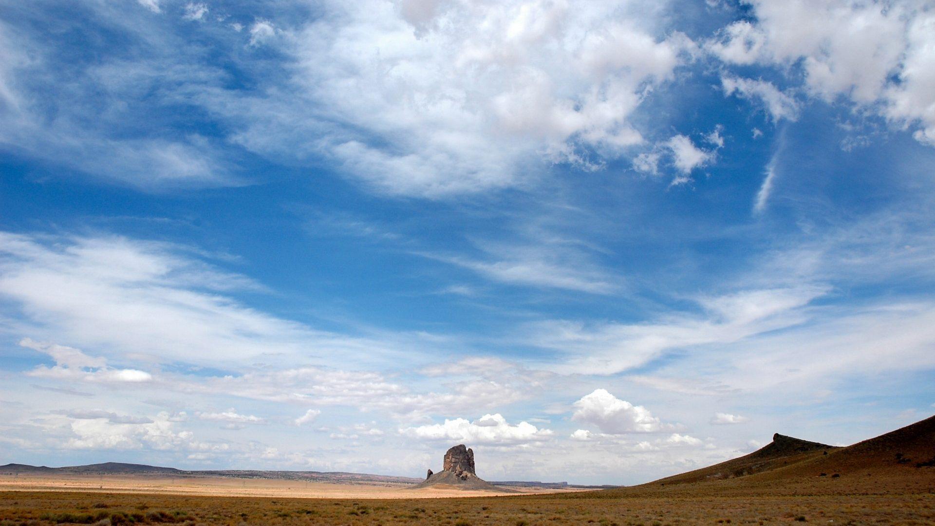Пустынные холмы  № 1912657  скачать