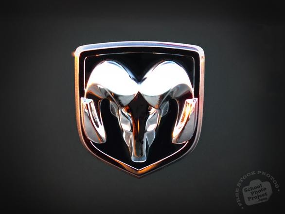 Dodge Ram Logo Dodge Ram Mark Famous Car Identity Royalty  Logo 586x440