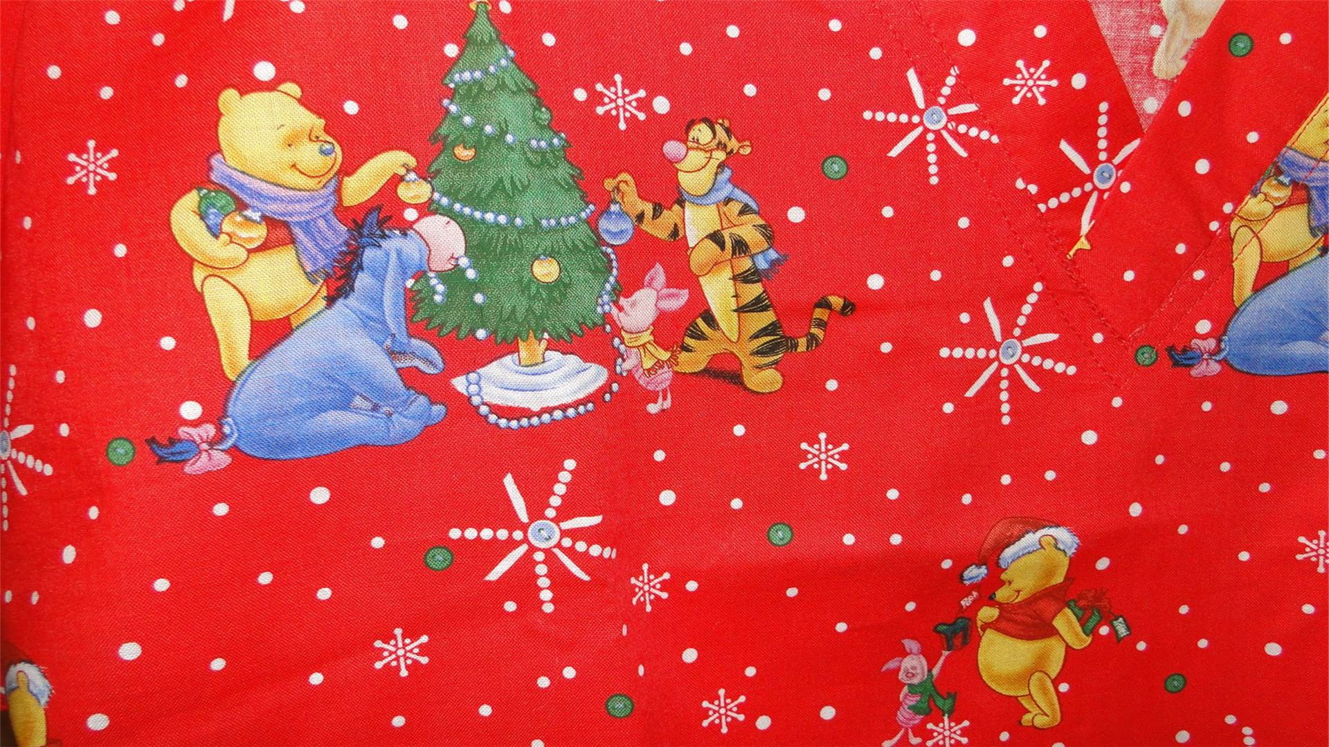 Winnie The Pooh Christmas wallpapers HD free - 470687