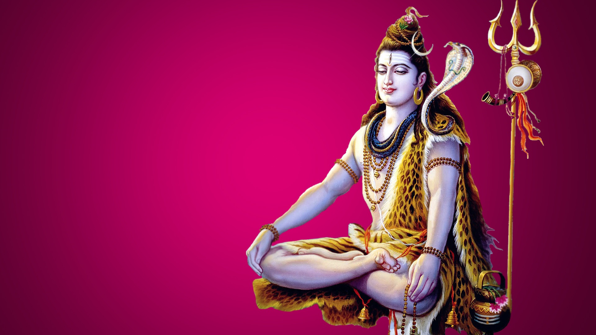 Lord Shiva Full Hd 1080p Photo: Lord Shiva Wallpapers HD
