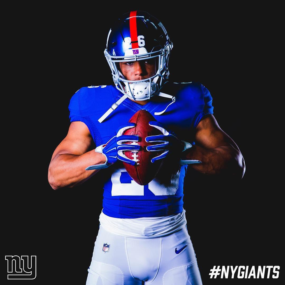 Saquon Barkley New York Giants Wallpapers 1080x1080