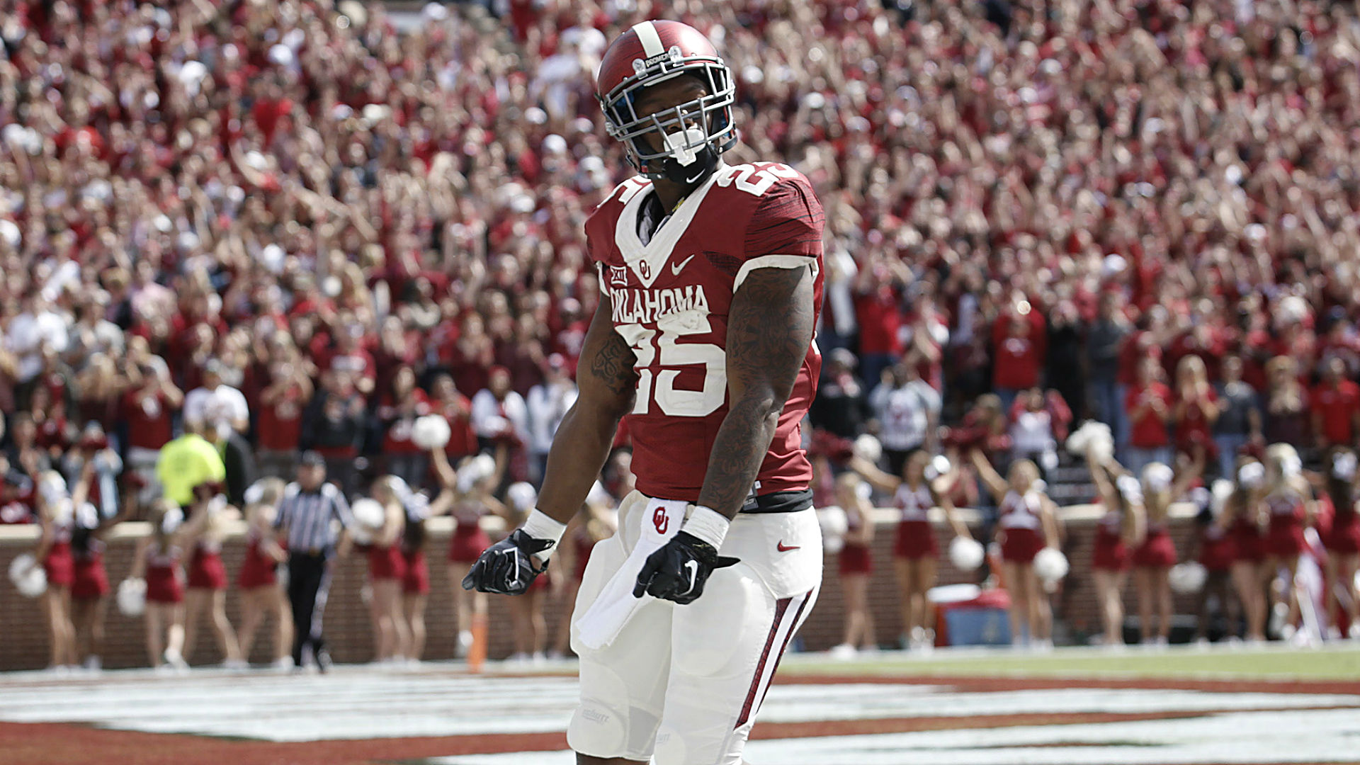 Court rules to release video of Oklahoma RB Joe Mixon punching 1920x1080