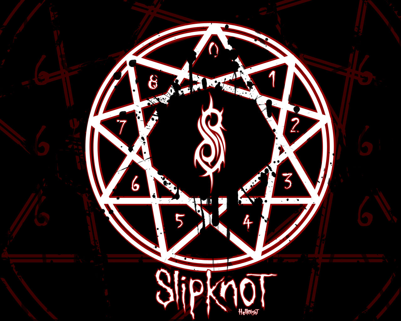 Slipknot Wallpaper by Hellknight10 1280x1024
