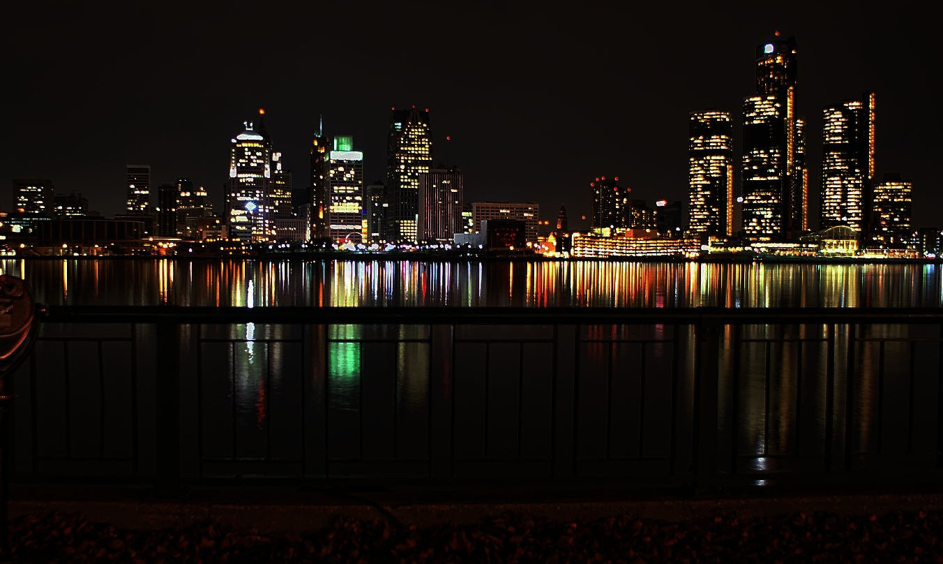 Pictures of detroit skyline at night INVENTORY - DETROIT Gateway Classic Cars