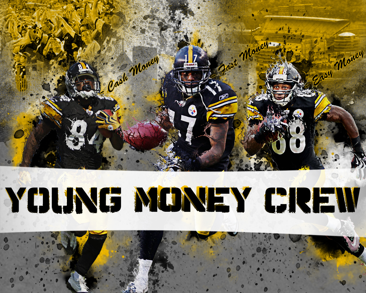 Antonio Brown Wallpaper 1280x1024