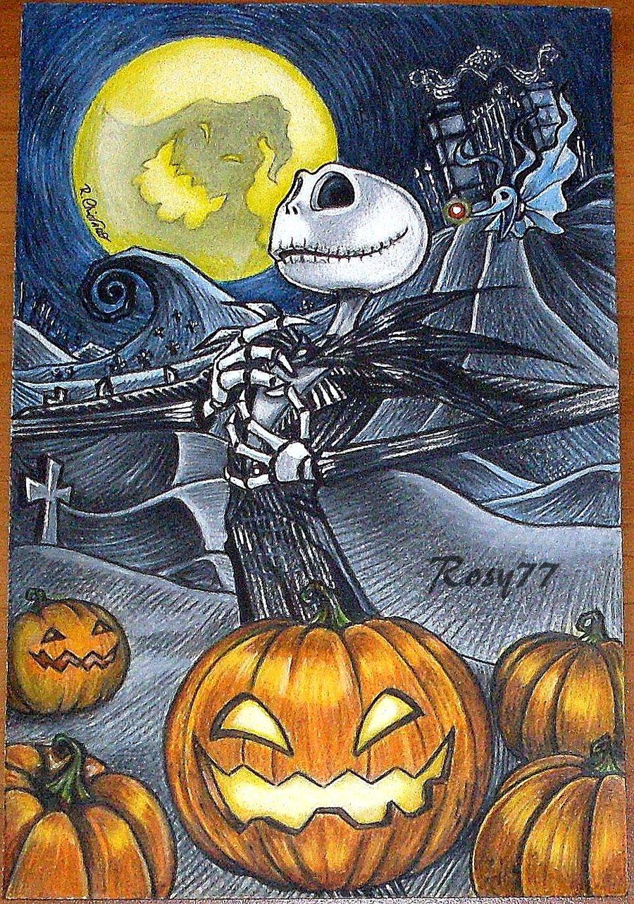 Jack The Pumpkin King Wallpaper - WallpaperSafari