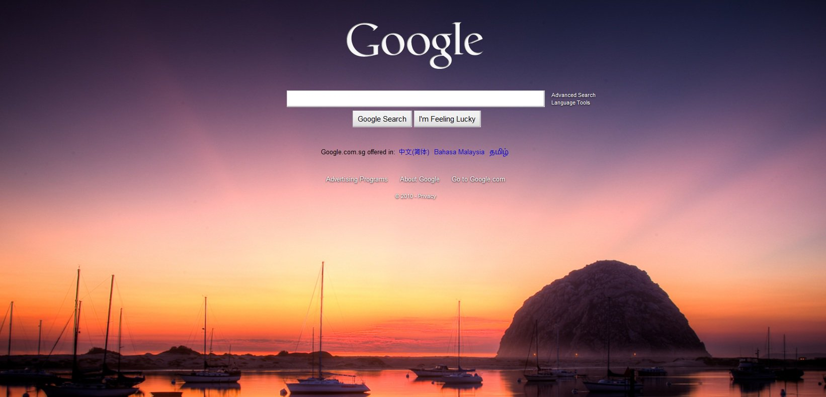 Google homepage wallpaper wallpapersafari for Homepage wallpaper