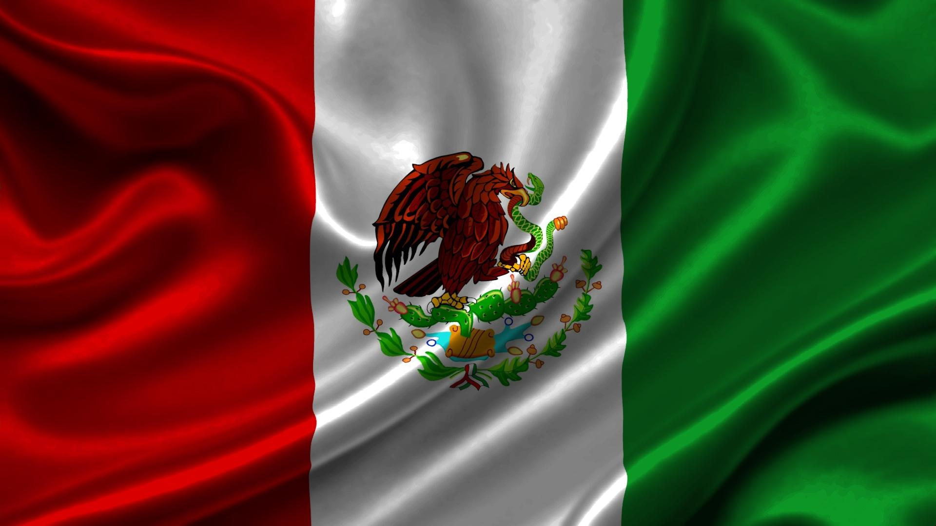 Mexico Flag Wallpapers   Top Mexico Flag Backgrounds 1920x1080