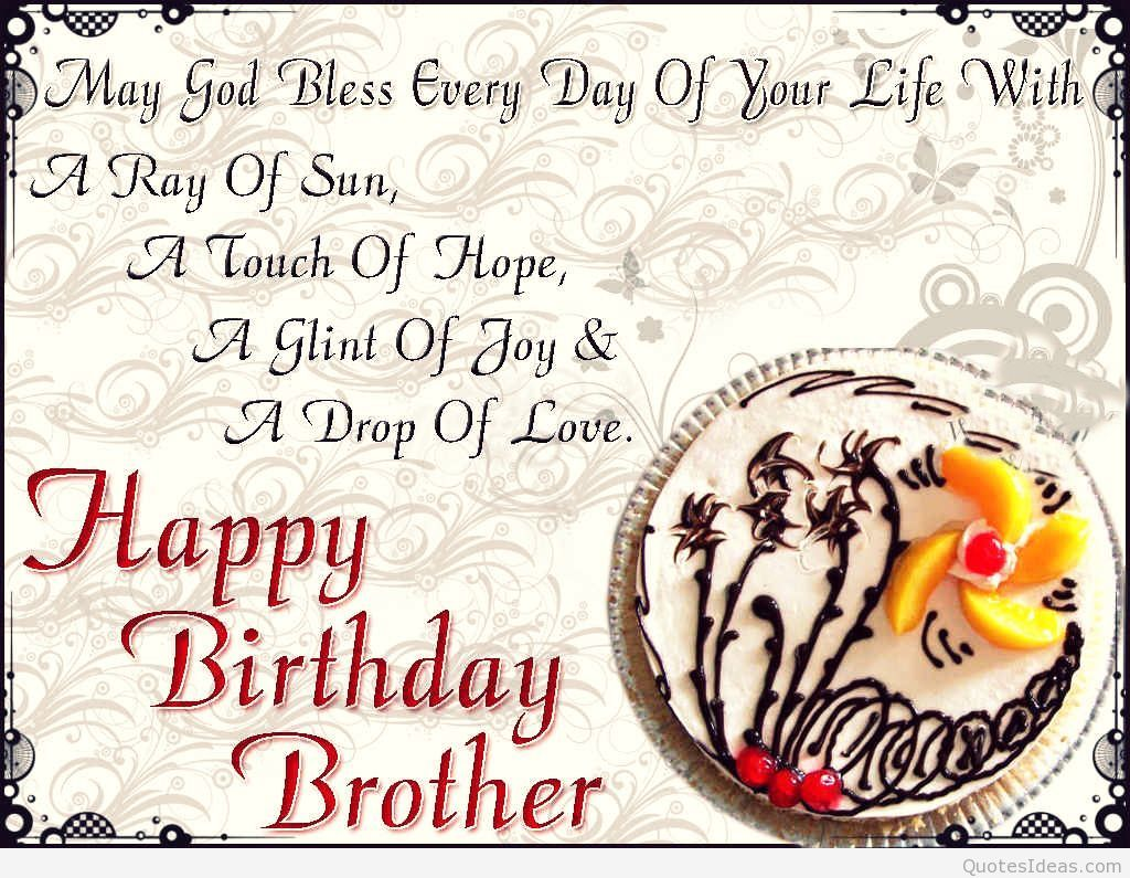 Happy birthday brothers quotes and sayings   Happy birthday images 1024x795