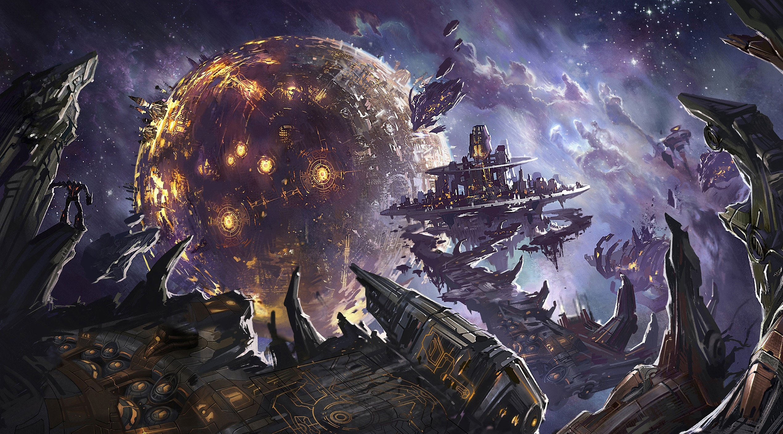 Transformers Fall of Cybertron Wallpapers 4 2540x1408