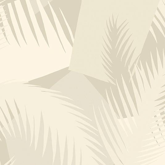 Deco Palm Wallpaper A spectacular wallpaper with a palm motif screen 534x534