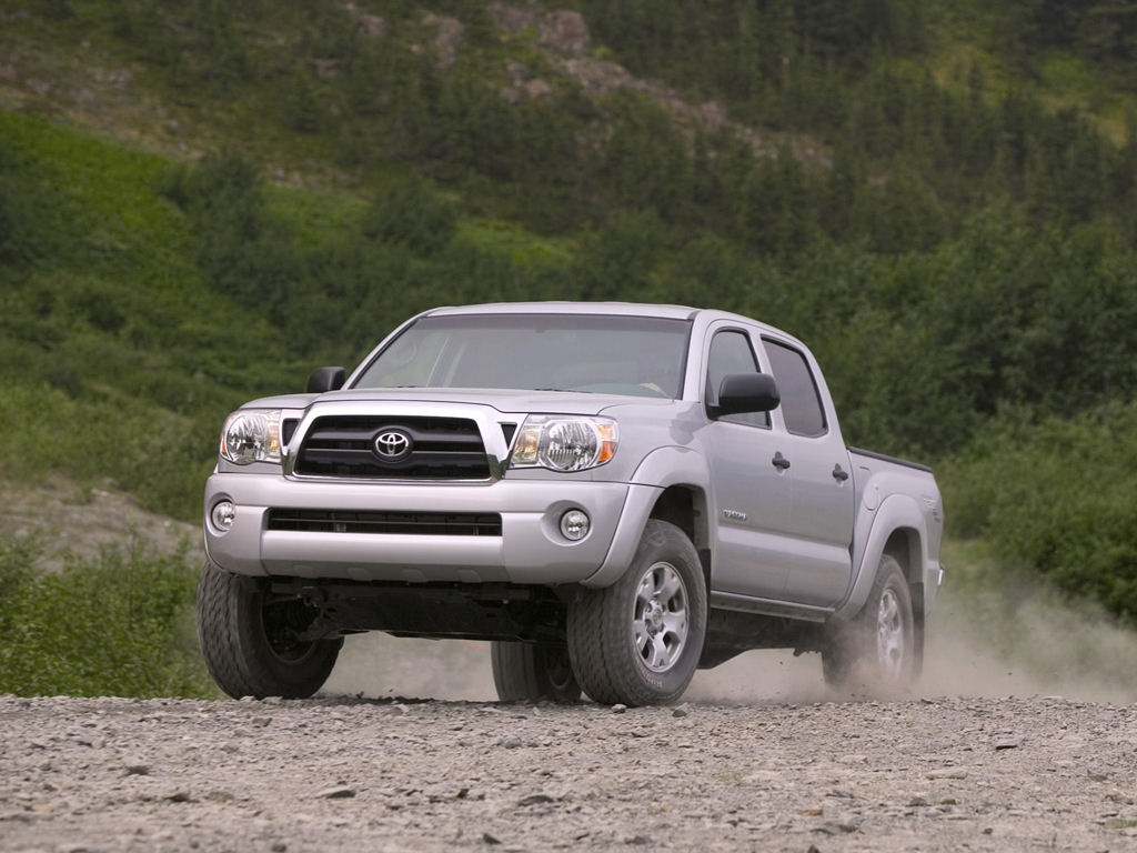 Toyota Tacoma Wallpaper 4563 Hd Wallpapers in Cars   Imagescicom 1024x768
