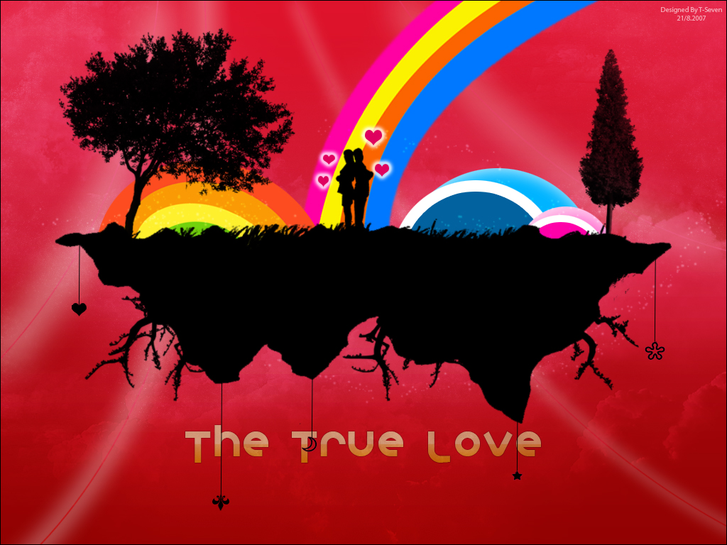 The True Love Wallpapers HD Wallpapers 1024x768