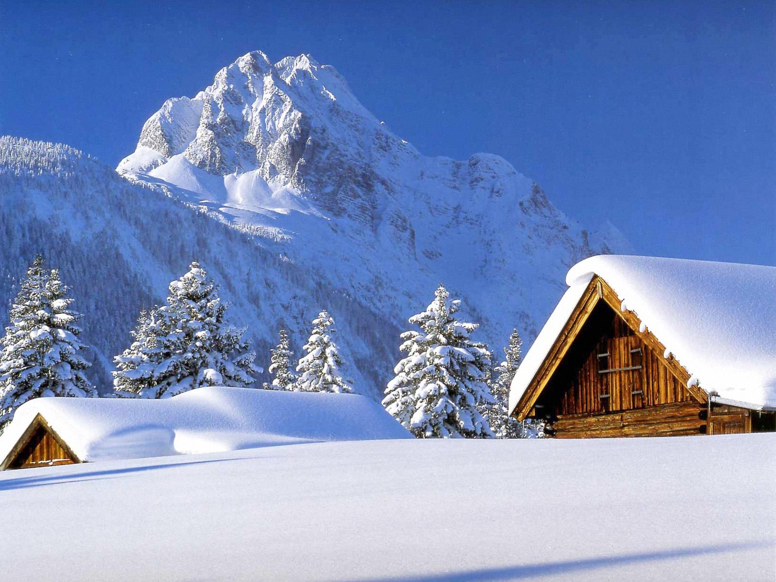 Winter Scenes 1600x1200 Wallpapers, 1600x1200 Wallpapers ...