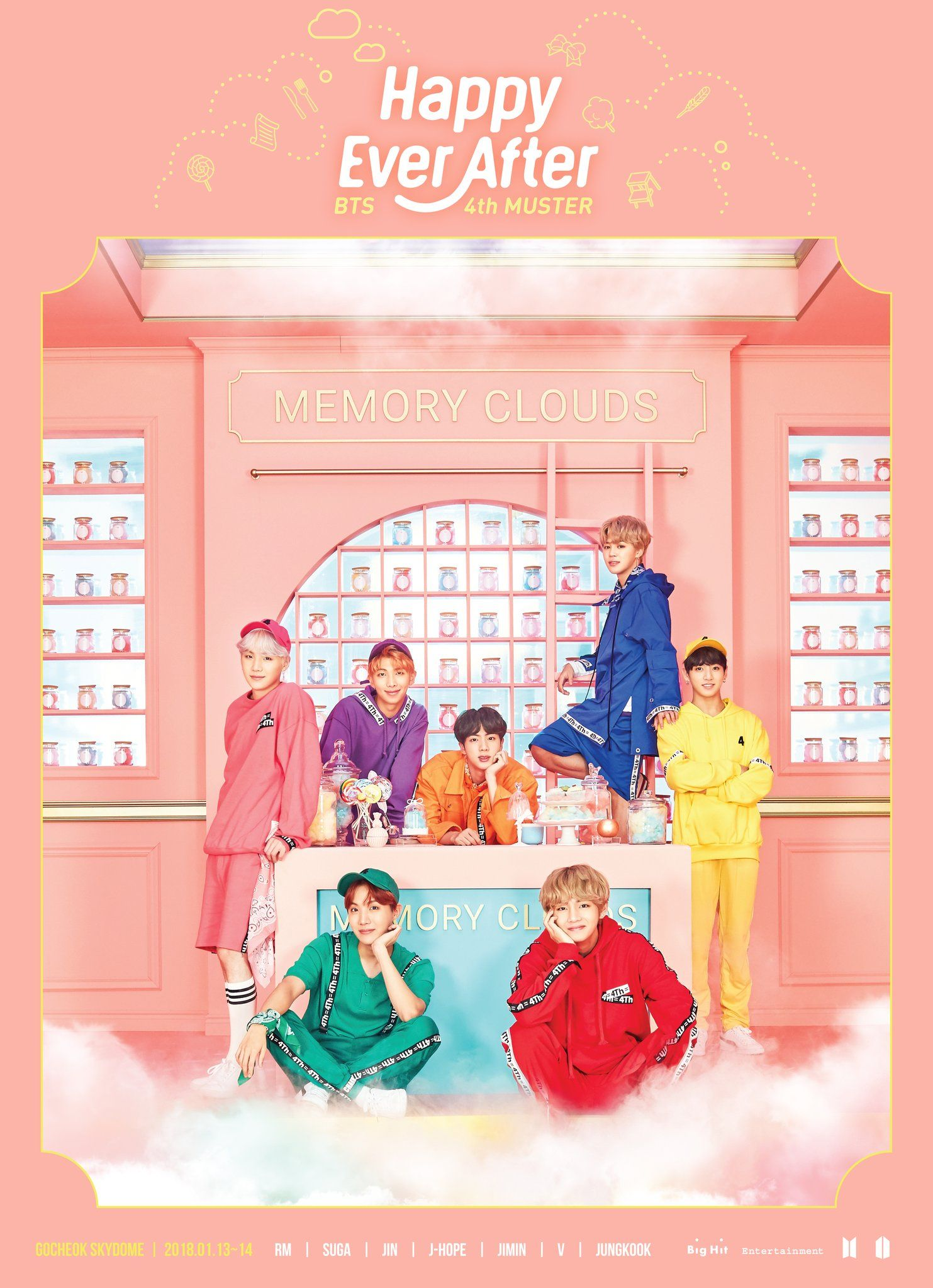 BigHit Entertainment on BTS BTS Bts 4th muster Bts wallpaper 1483x2048