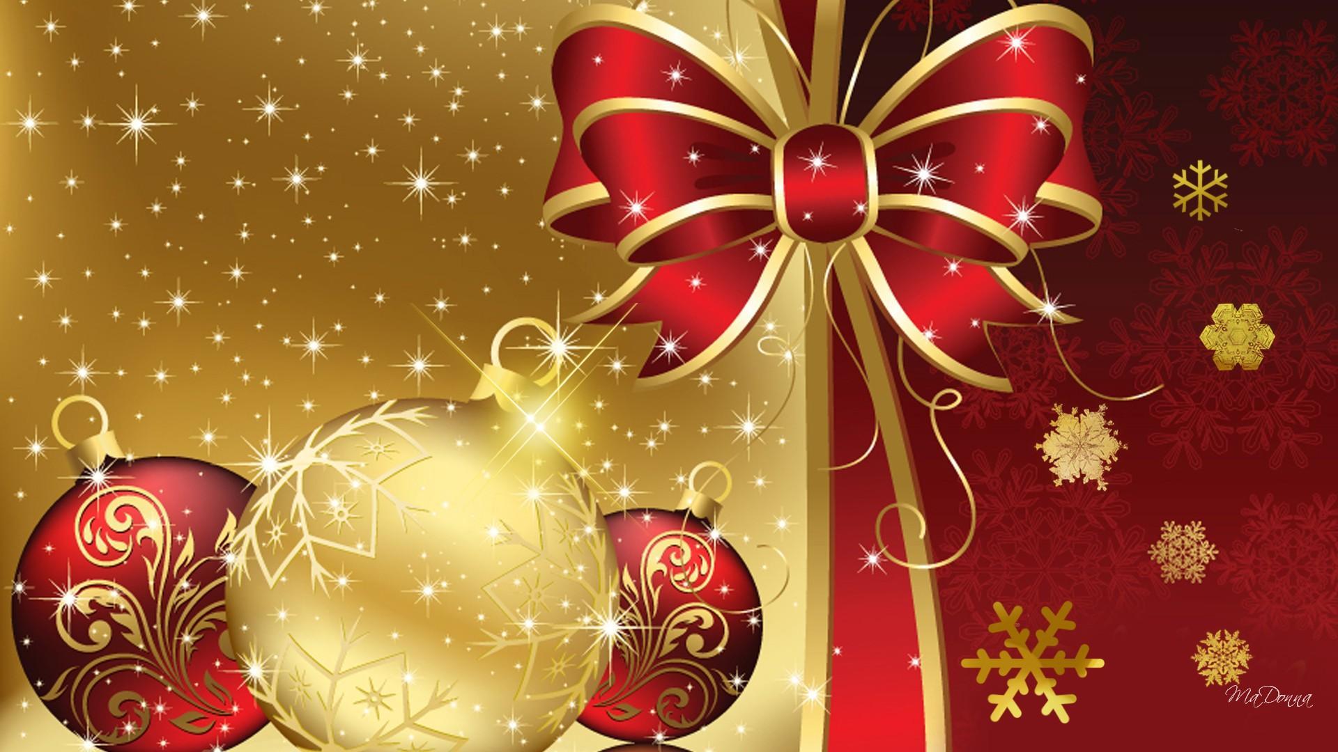 Merry Christmas HD Wallpaper   Clip Art Library 1920x1080