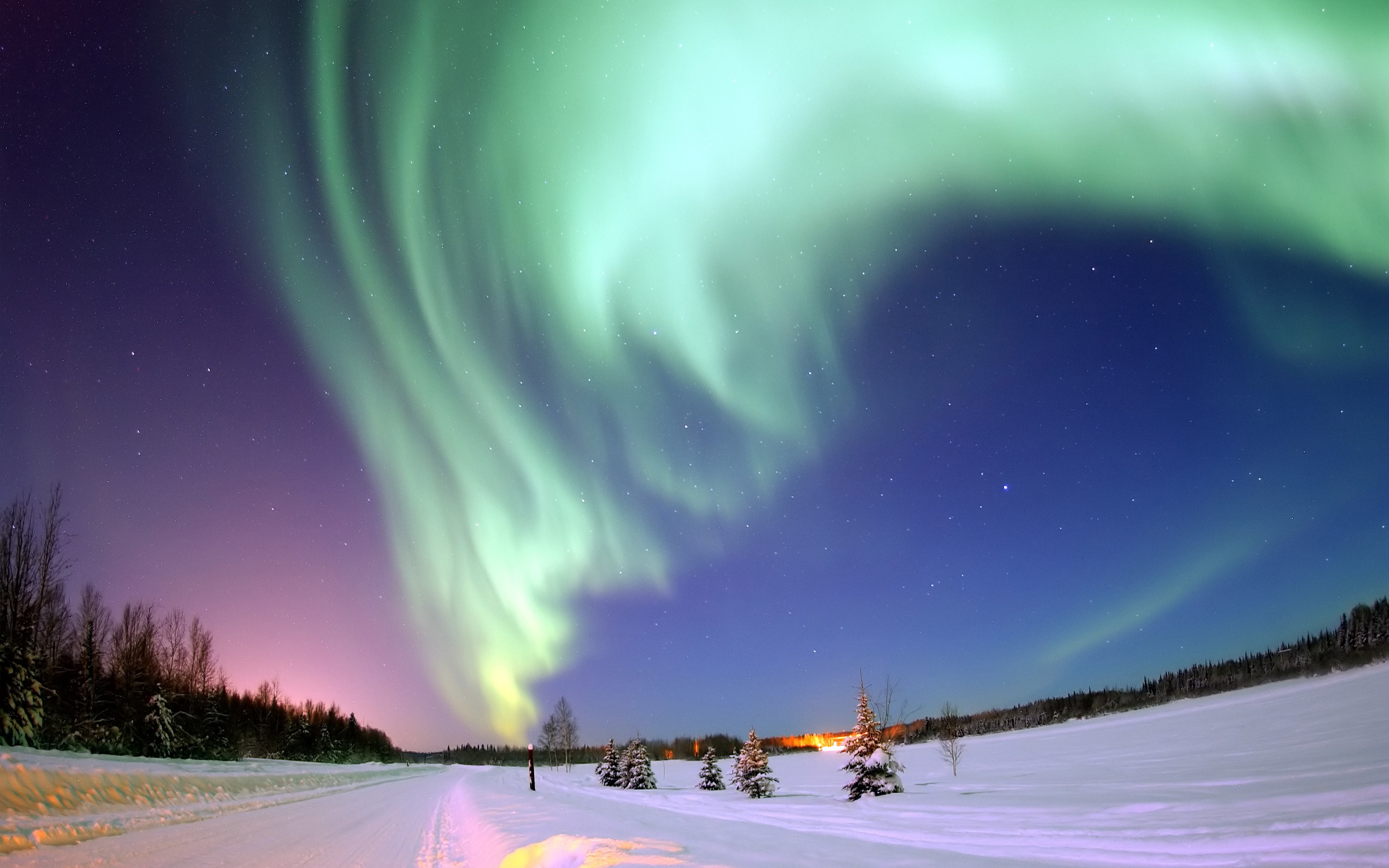 Aurora Borealis Wallpapers HD Wallpapers 2880x1800