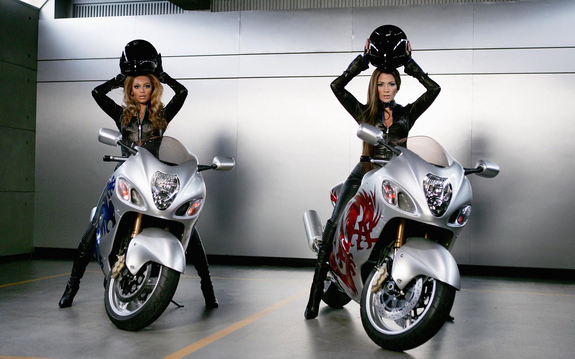 [47+] Motorcycle Girls Wallpapers on WallpaperSafari