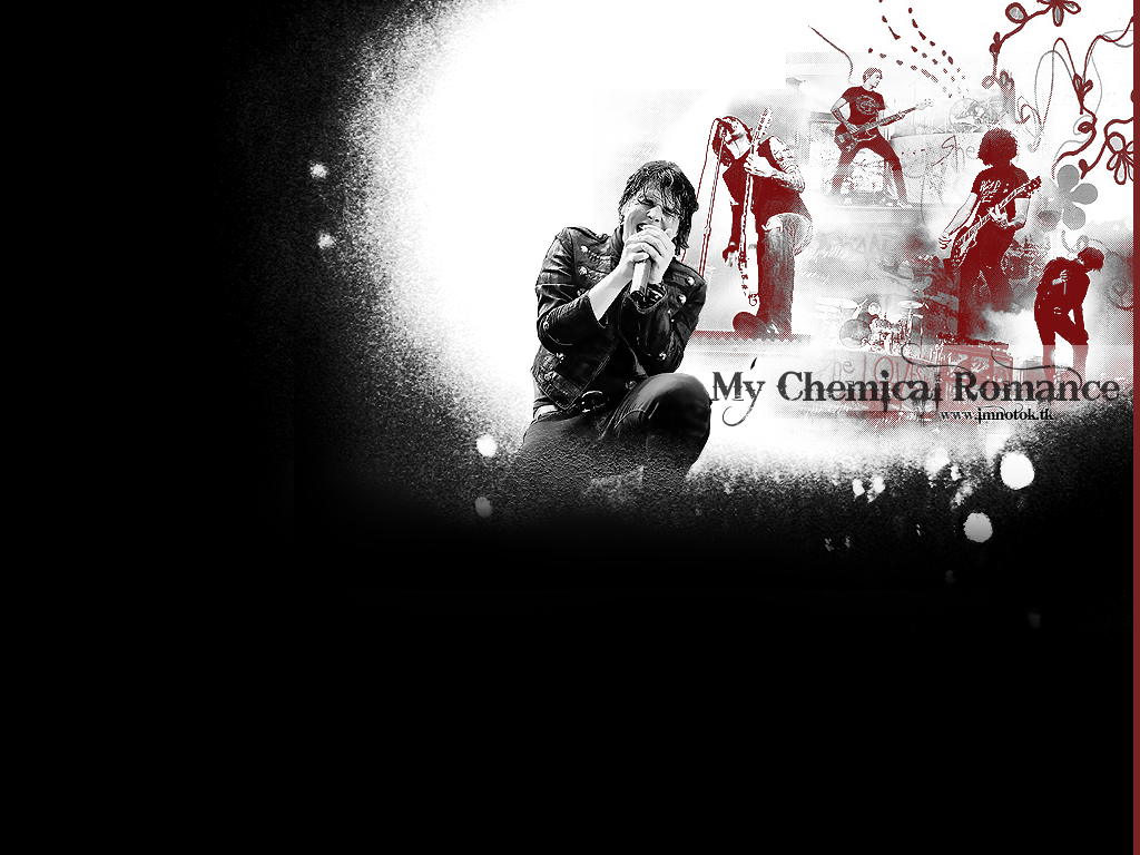 My Chemical Romance Wallpaper by evilrikku 1024x768