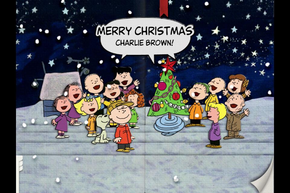 72+] Charlie Brown Christmas Wallpaper