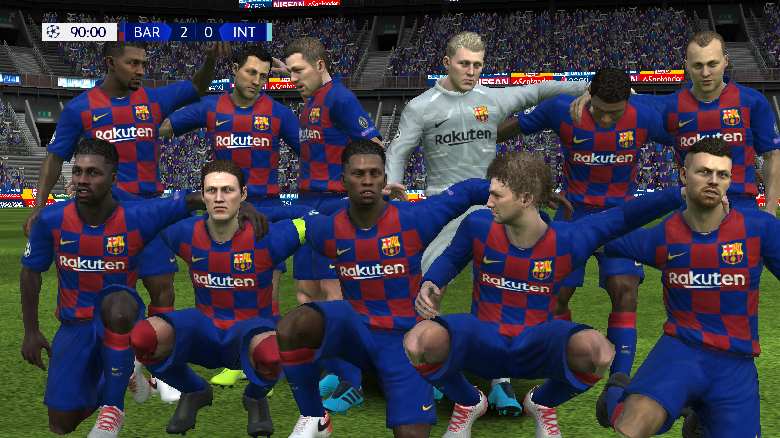 FC Barcelona image   FIFA Manager Season 2020 mod for FIFA Manager 1600x900
