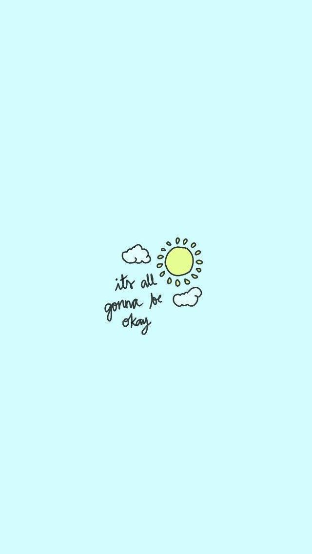 My encouragement Niedliche hintergrundbilder Positive 640x1136