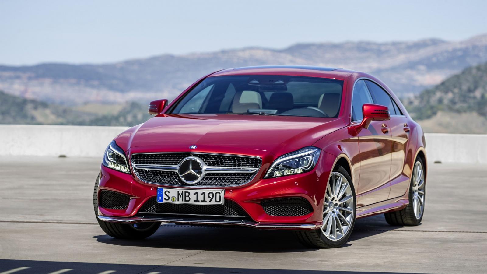 2015 Mercedes Benz CLS Wallpaper HD Car Wallpapers 1600x900
