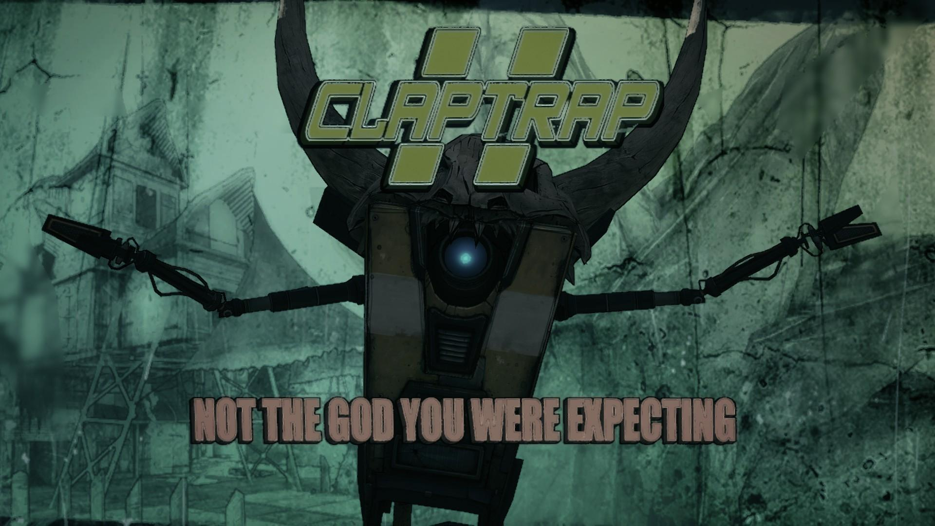Claptrap borderlands 2 2013 wallpaper 52246 1920x1080
