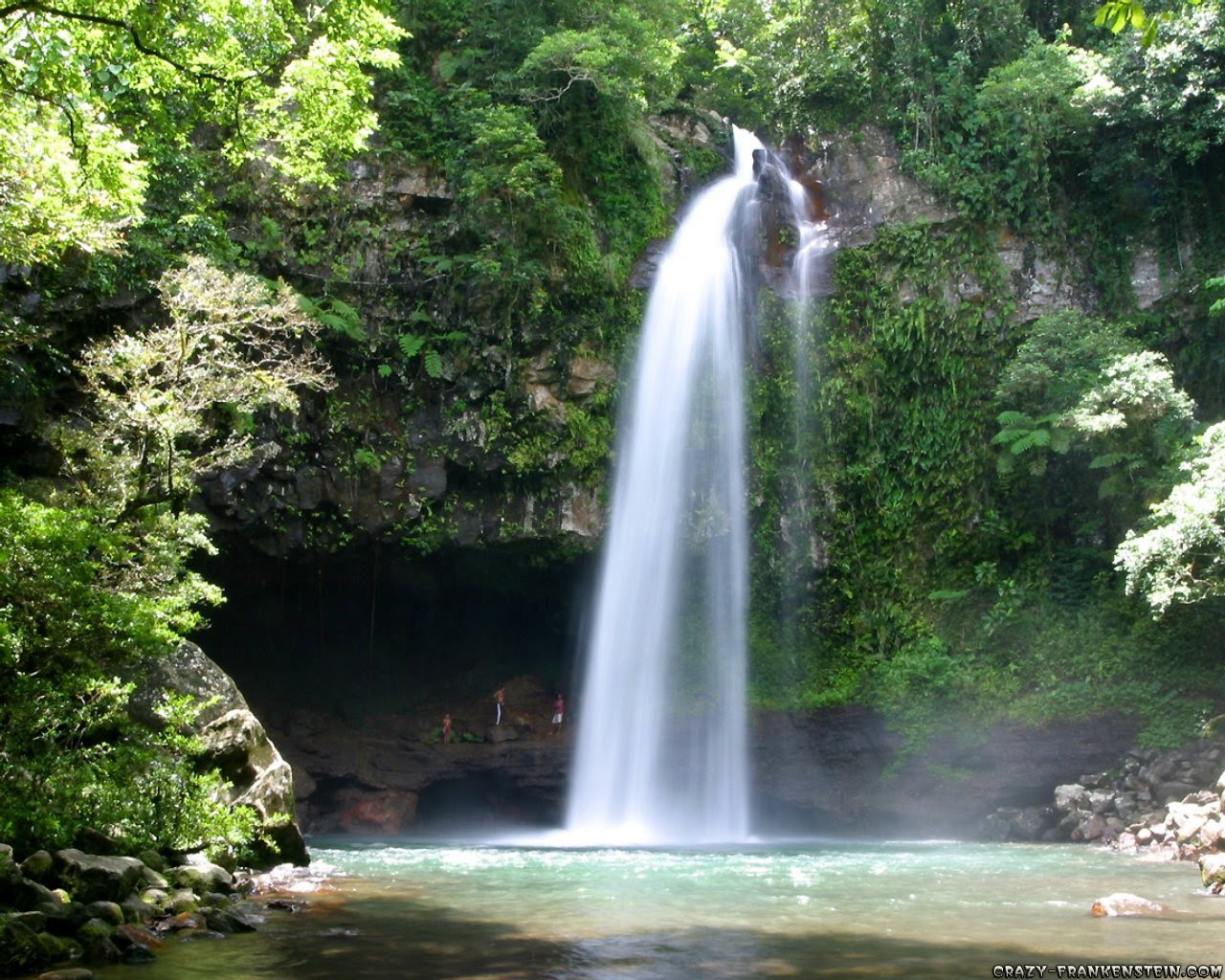 Waterfalls Wallpapers Desktop Waterfall Wallpaper for all 1280x1024