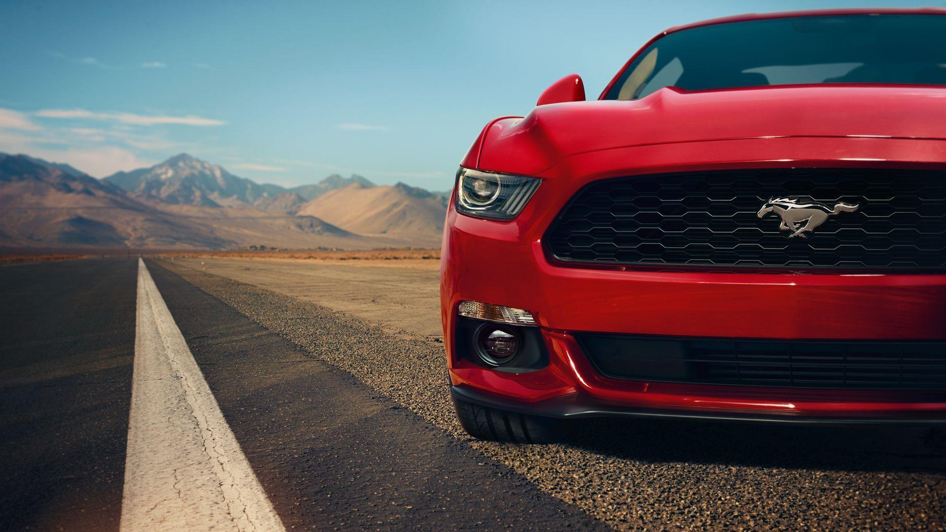 2016 Mustang Wallpapers 1920x1080