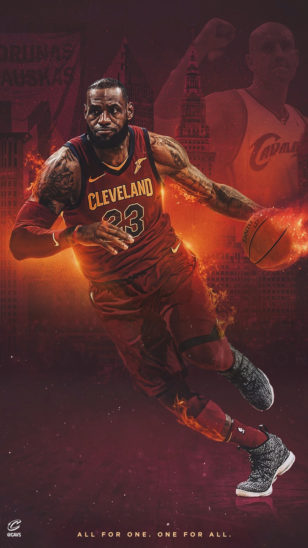 LeBron James iPhone Wallpapers 2020 Basketball Wallpaper 1080x1920