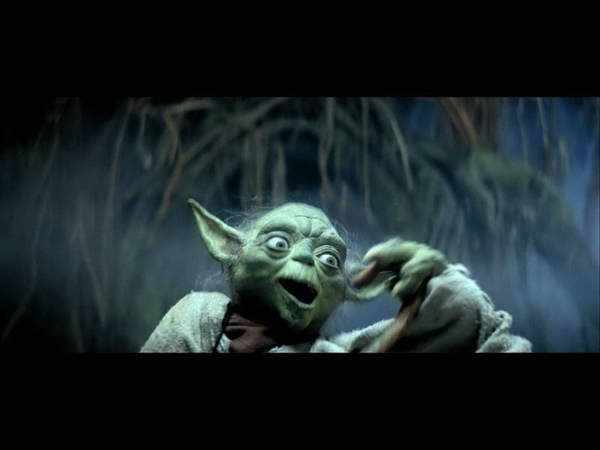Best funny star wars wallpaper wallpapersafari - Star wars quotes wallpaper ...