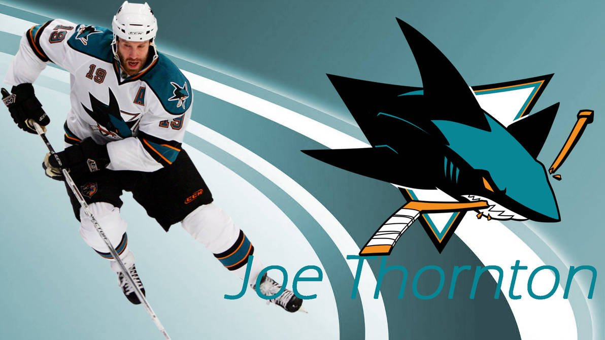 Joe Thornton Wallpaper 2015 [HD] by xkillerben5798x 1192x670
