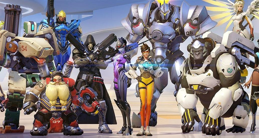 Blizzard Unveils Overwatch at BlizzCon Video 1033x553