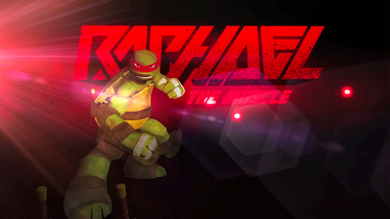 Free Download Raphael The Muscle By Brandatello 1280x720 For