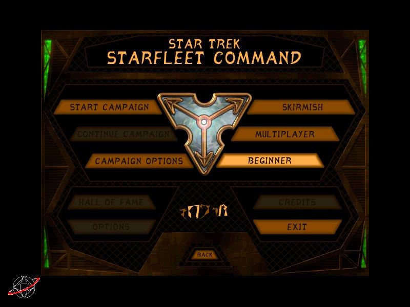 star trek starfleet command wallpaper - photo #26