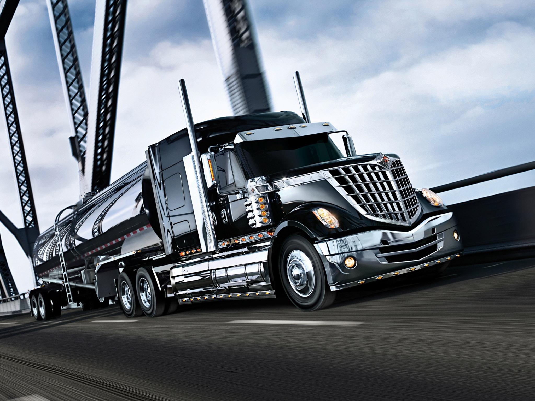 LoneStar semi tractor truck transport fd wallpaper background 2048x1536