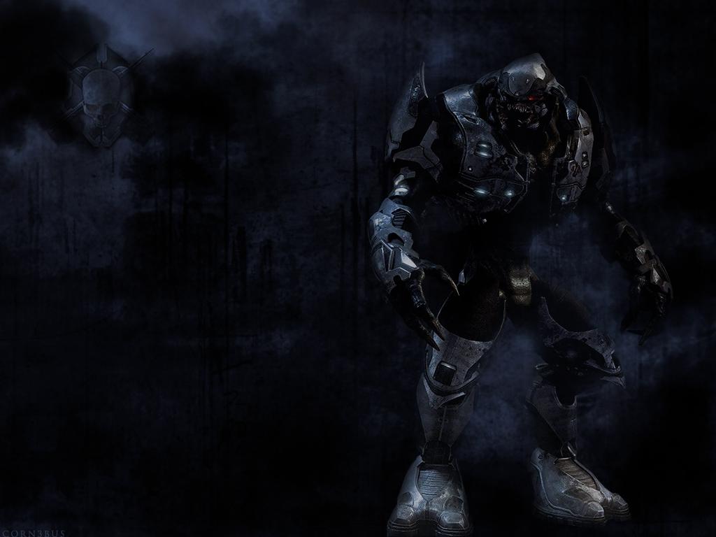 Elite Wallpaper Halo Wars 2 by Cornebus 1024x768