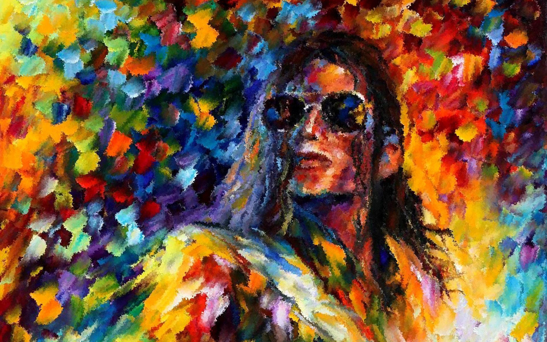 famous paintings michael jackson art creative collection 2149871jpg 1920x1200