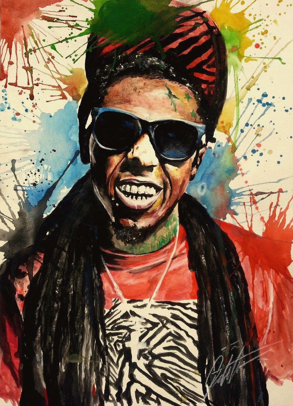 Lil Wayne HD wallpapers Download 19201080 Lil Wayne 1024x1417