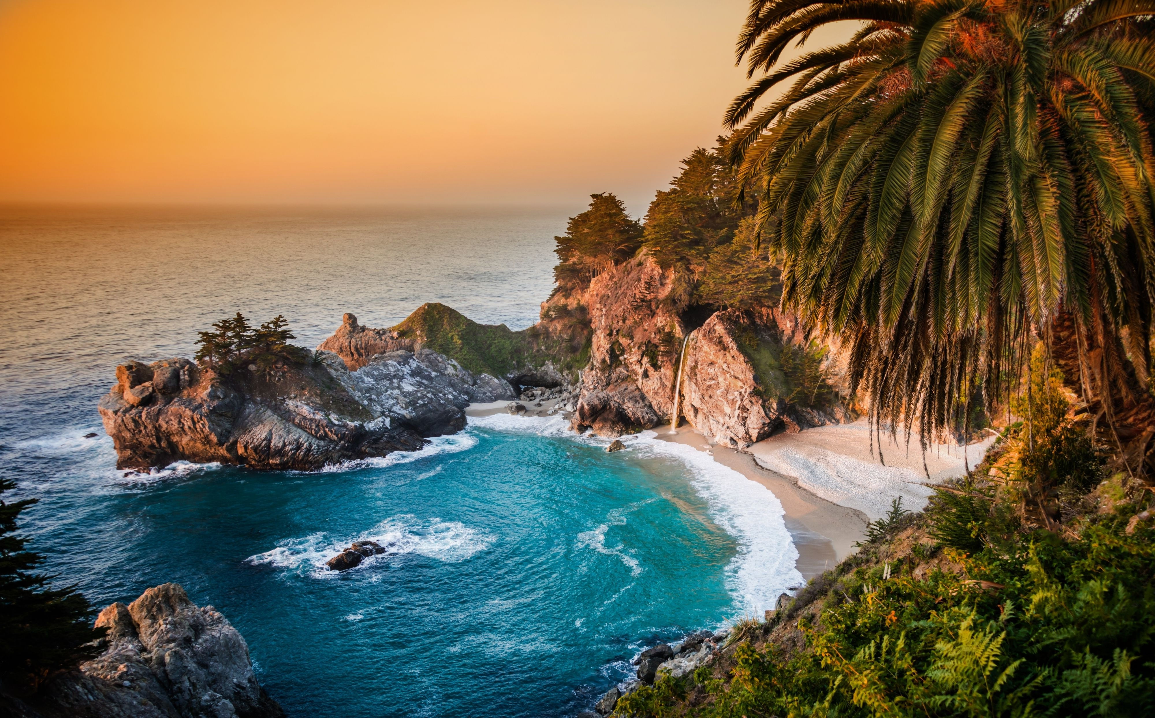 wallpapers posted on 2014 11 16 tags 4800x2751 px beach blue coast 4000x2486