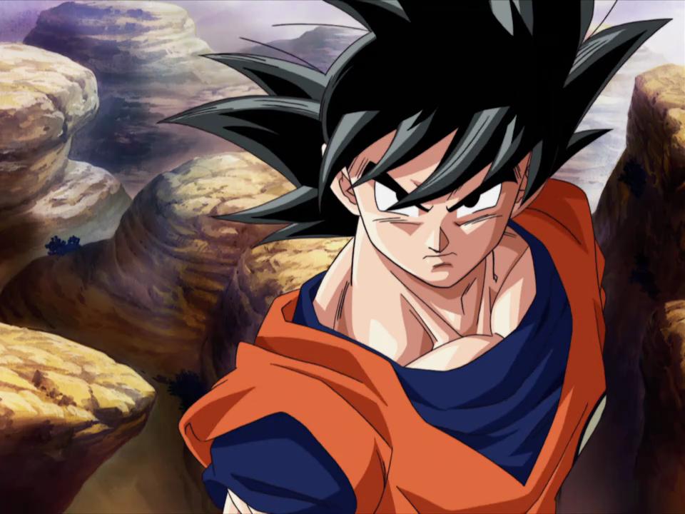 Son Goku Wallpaper 960x720 Son Goku Dragon Ball Z 960x720