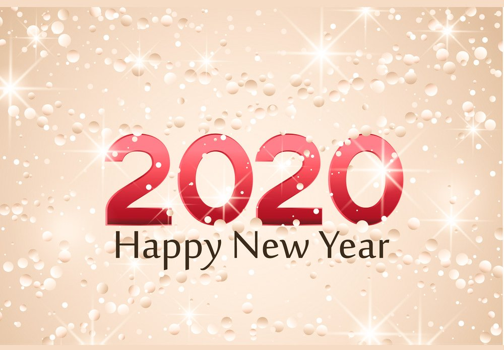 Happy New Year 2020 Images 1000x696