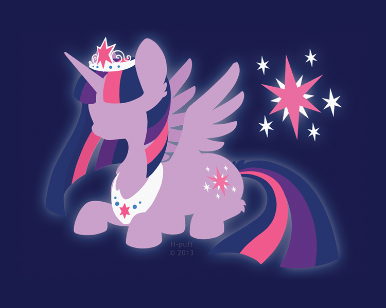 Princess Twilight Wallpaper MLP - WallpaperSafari