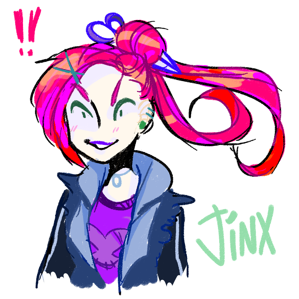 Slayer Jinx by JAZPrower 1000x1000