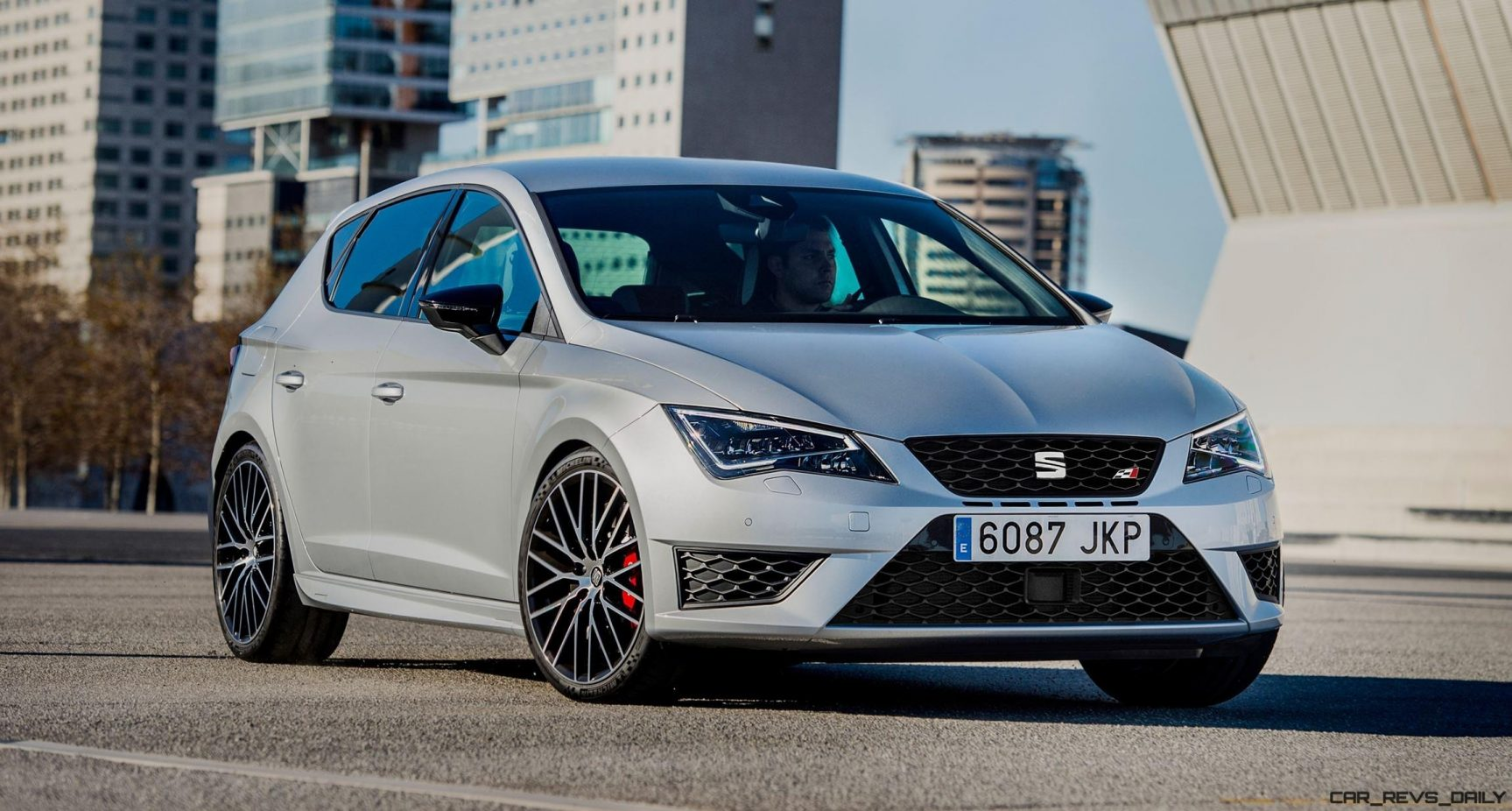 2019 SEAT Leon Top HD Wallpaper Best Car Magazine 1727x926