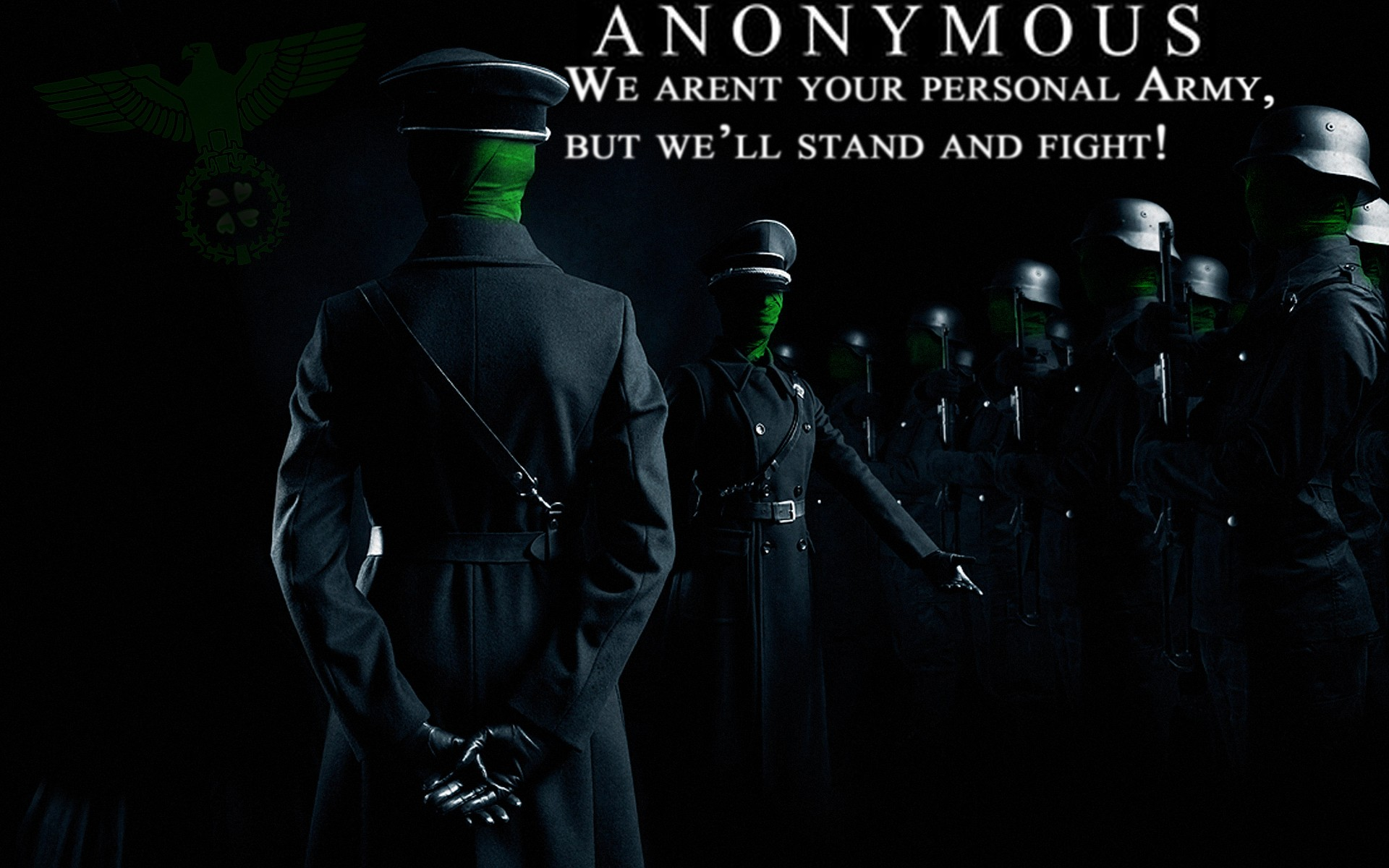 Anonymous Quote Wallpaper PC 12278 Wallpaper WallpaperLepi 1920x1200