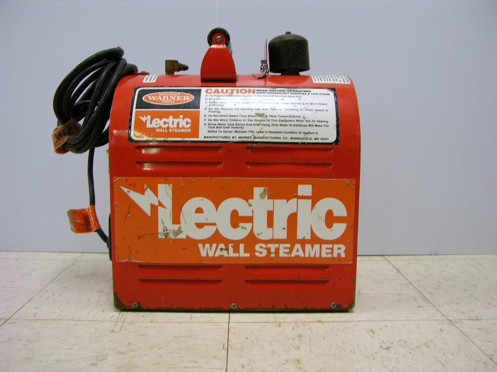 Warner Lectric 5676 Electric Wallpaper Steamer Stripper Remover w Pans 1024x768