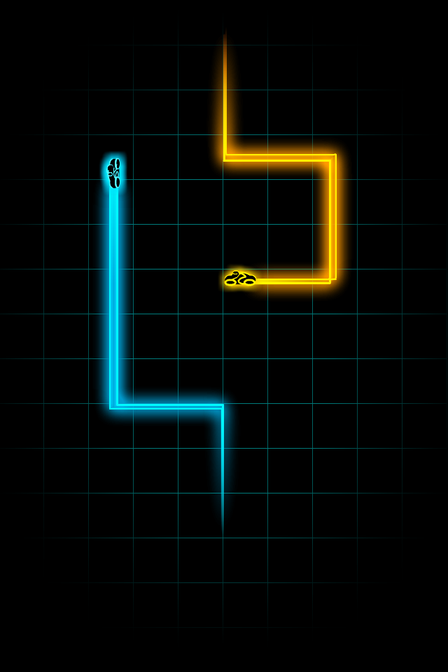 TRON iPhone iOS 4 Home Screen Wallpaper 4 To Choose From [Download 640x960