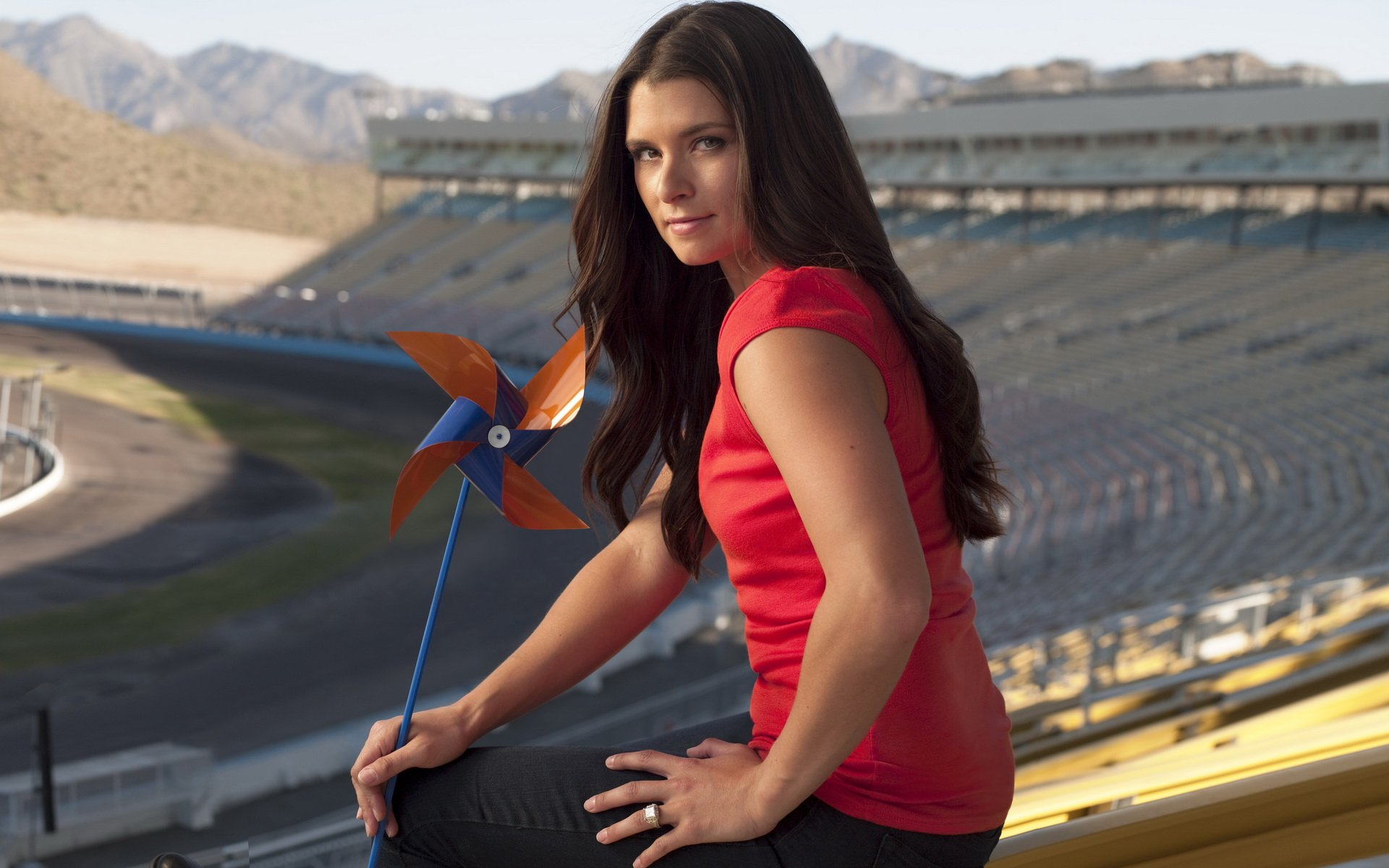Danica Patrick 2013 HD Desktop Wallpaper HD Desktop 1920x1200